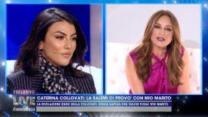 foto Giulia Salemi e Caterina Collovati