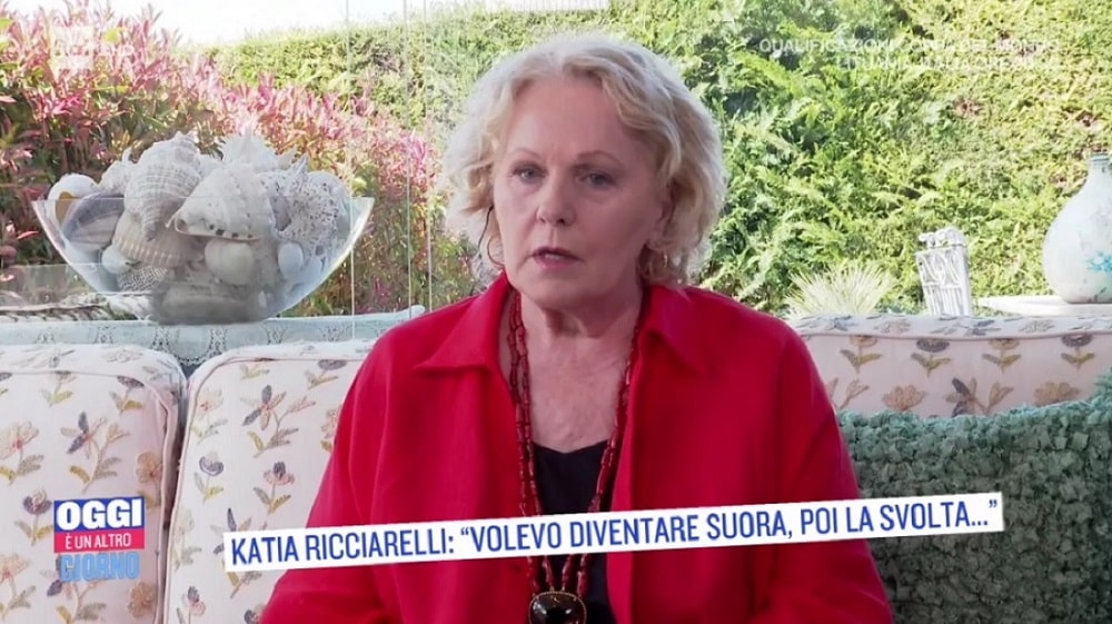 foto Katia Ricciarelli 31 marzo