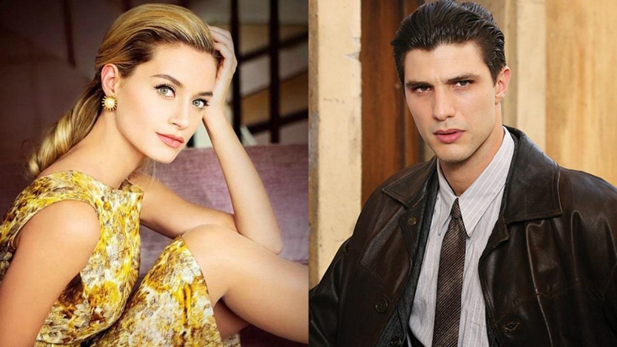 foto Ludovica e Marcello ne Il paradiso delle signore