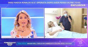 foto nadia Rinaldi operazione
