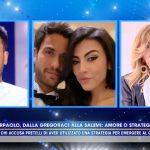 """Pierpaolo Pretelli difende Giulia Salemi a Live: """"Bisogna avere rispetto"""""""