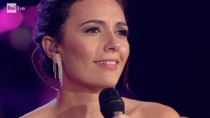 foto Serena Rossi 8 marzo