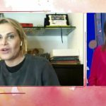 """Simona Ventura ospite di Paola Perego: """"Covid? Ero negativa giovedì"""""""