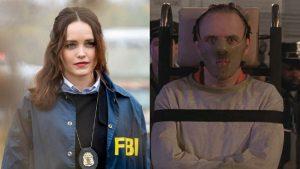 Foto Clarice e Hannibal Lecter