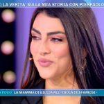 """Giulia Salemi a Domenica Live: """"Ho incontrato la famiglia di Pierpaolo"""""""