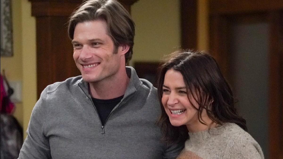 Foto Grey's Anatomy 17 - Amelia e Link