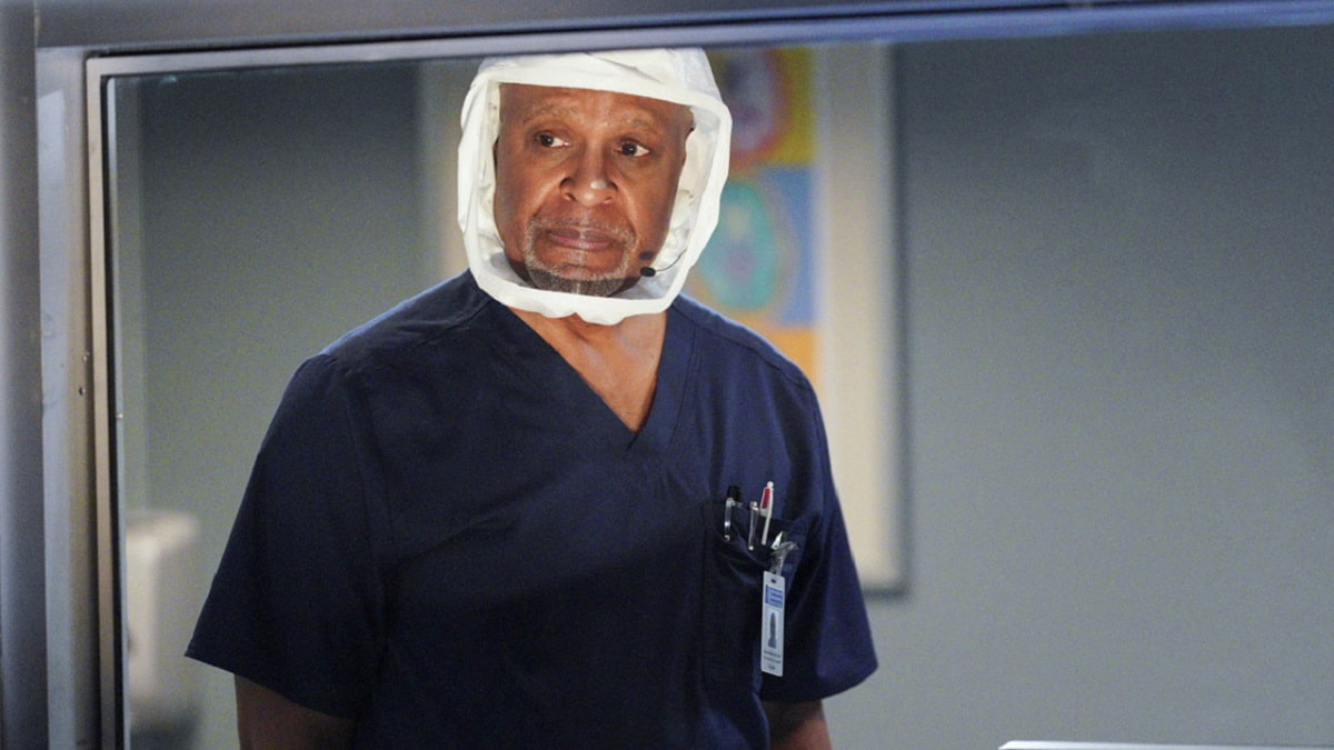 Foto Grey's Anatomy 17x12 - Richard Webber