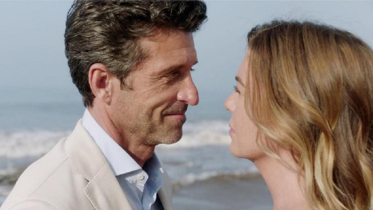 Foto Grey's Anatomy 17x13 - Meredith e Derek