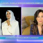 "Sceicco Habtoor è Mauro Romano? Manuela Arcuri frena: ""Mi dispiace ma…"""