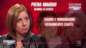 Foto Piera Maggio Domenica Live
