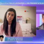 """Pierpaolo Pretelli sorpreso da Giulia Salemi a Domenica Live: """"Sbalordito"""""""