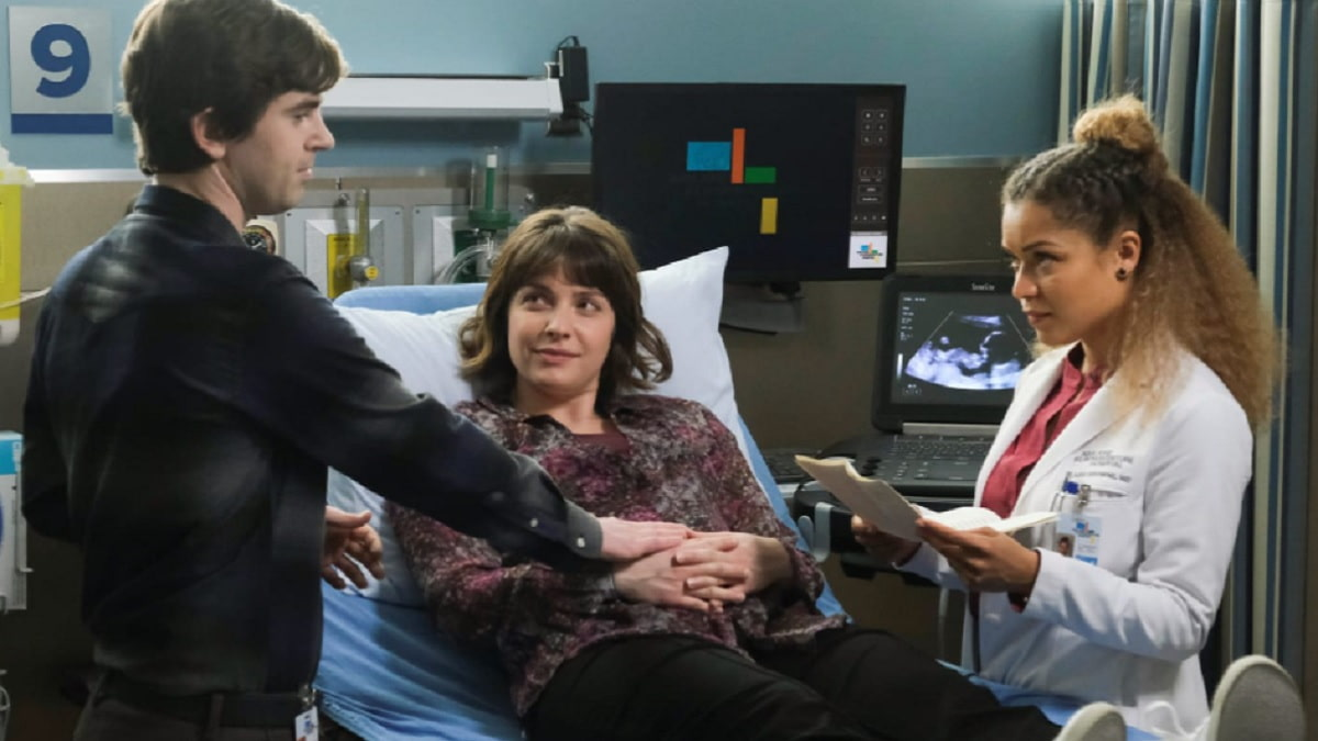 Foto The Good Doctor 4x16