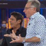 """Avanti un altro, Paolo Bonolis a Luca Laurenti: """"Se vede che crepo…"""""""