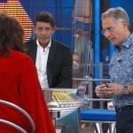"""Patrizia De Blanck bacchettata da Paolo Bonolis: """"Lei è una vigliacca"""""""