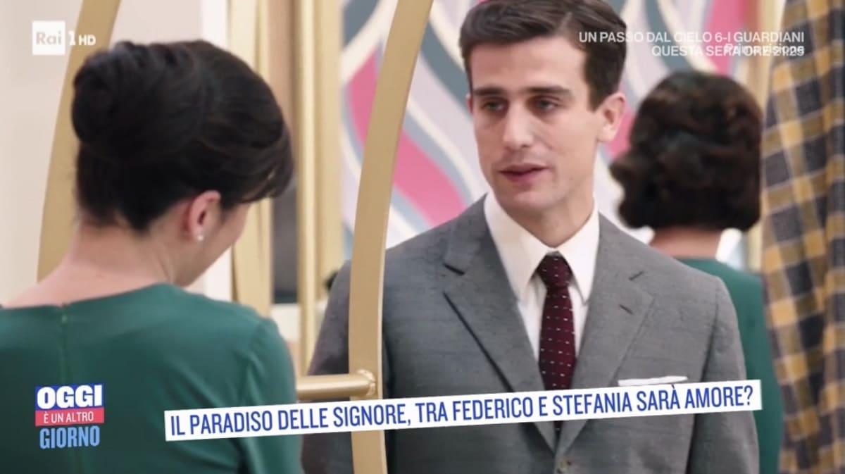 Foto Alessandro Fella Il Paradiso Delle Signore