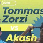 Il Punto Z: arriva la resa dei conti tra Akash Kumar e Tommaso Zorzi