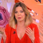 """Detto Fatto, Alba Parietti sfiora la caduta: """"Stavo per fare una figuraccia"""""""