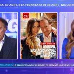 """Pomeriggio 5, Amedeo Goria gela Vera Miales: """"Non voglio fidanzarmi"""""""