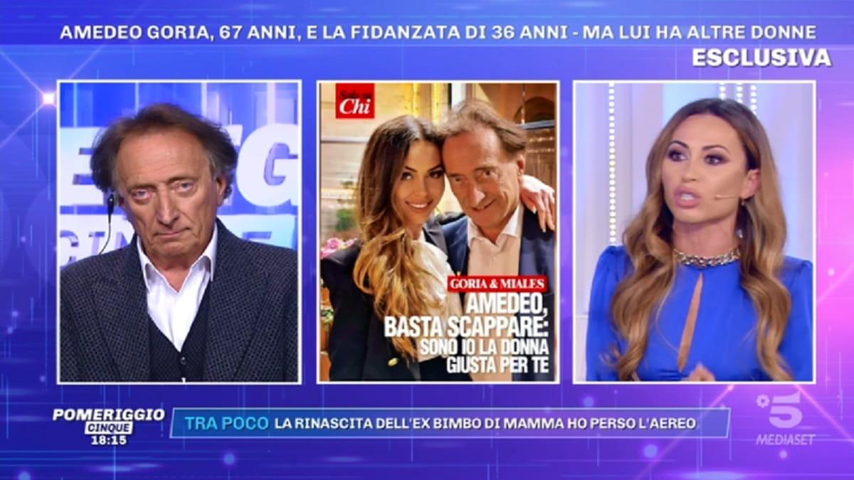 foto Amedeo Goria e Vera Miales
