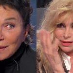 Domenica In: Angela dei Ricchi e Poveri scoppia in lacrime per Marina