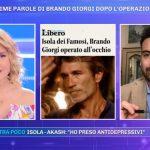 Brando Giorgi all'Isola grazie a Barbara D'Urso? Retroscena a Pomeriggio 5