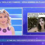 Domenica Live anticipazioni: Barbara d'Urso fa un annuncio su Fariba