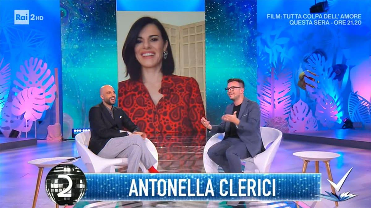 foto Bianca Guaccero, Jonathan Kashanian e Andrea Sannino a Detto Fatto