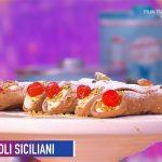 Ricetta Cannoli Siciliani a Detto Fatto: dolci preparati da Natale Giunta