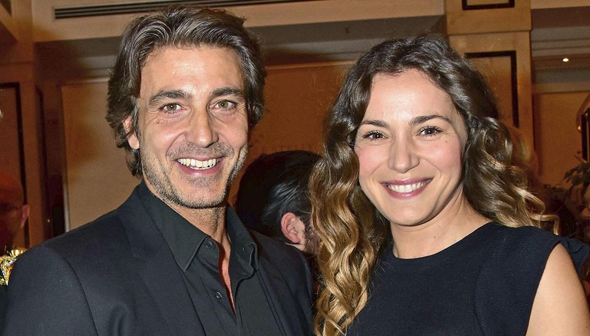 Foto Daniele Liotti e Cristina