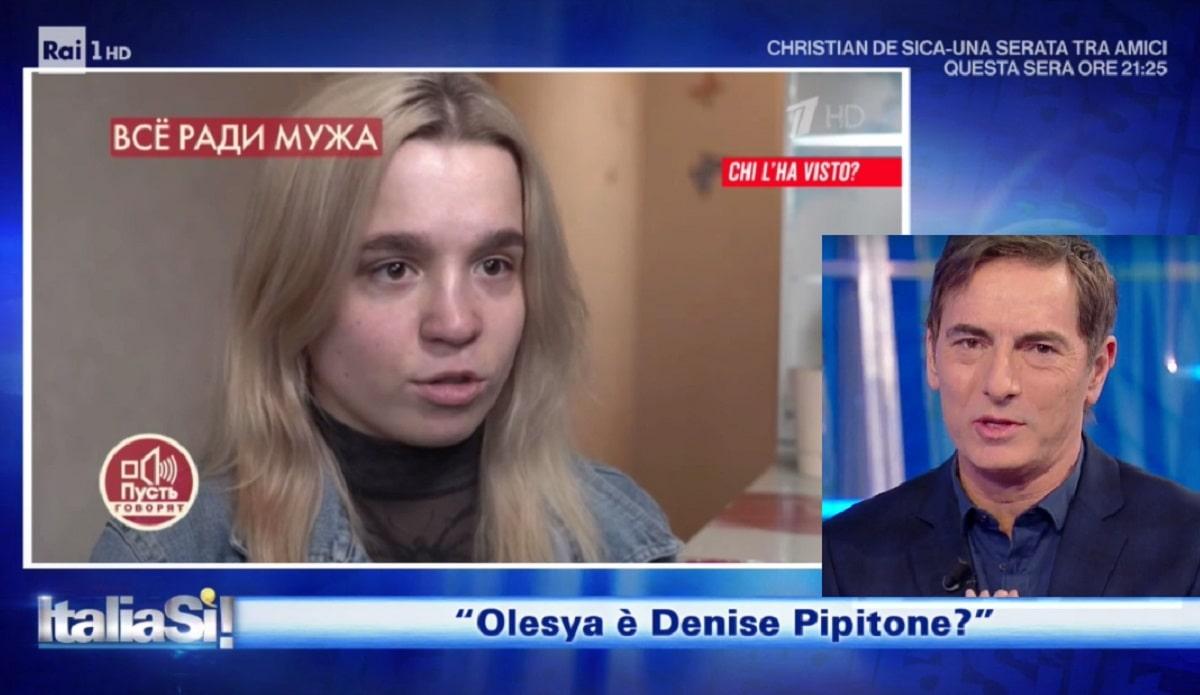 Denise Pipitone, la mamma Piera: