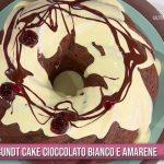 È sempre mezzogiorno: bundt cake cioccolato bianco e amarene di zia Cri