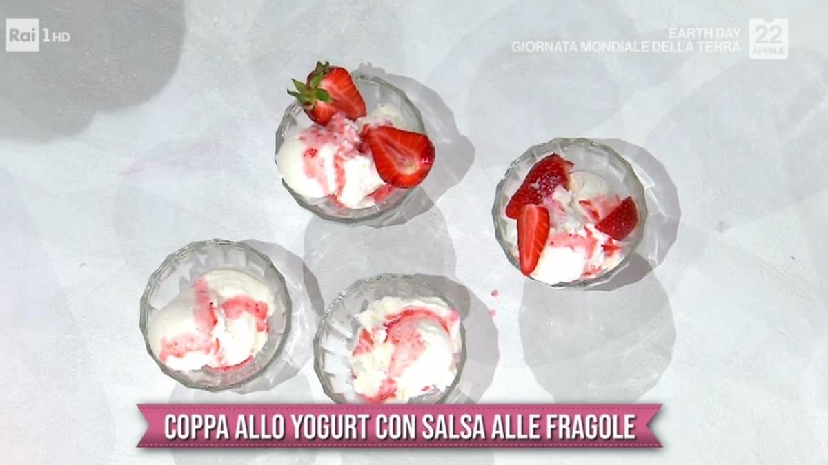 foto È sempre mezzogiorno coppa yogurt