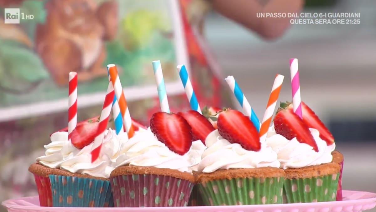 foto È sempre mezzogiorno cupcakes frappè