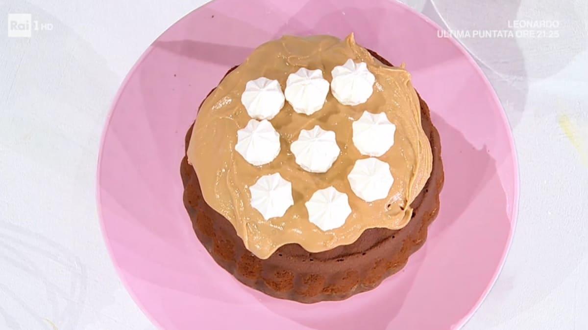 foto È sempre mezzogiorno torta cappuccino