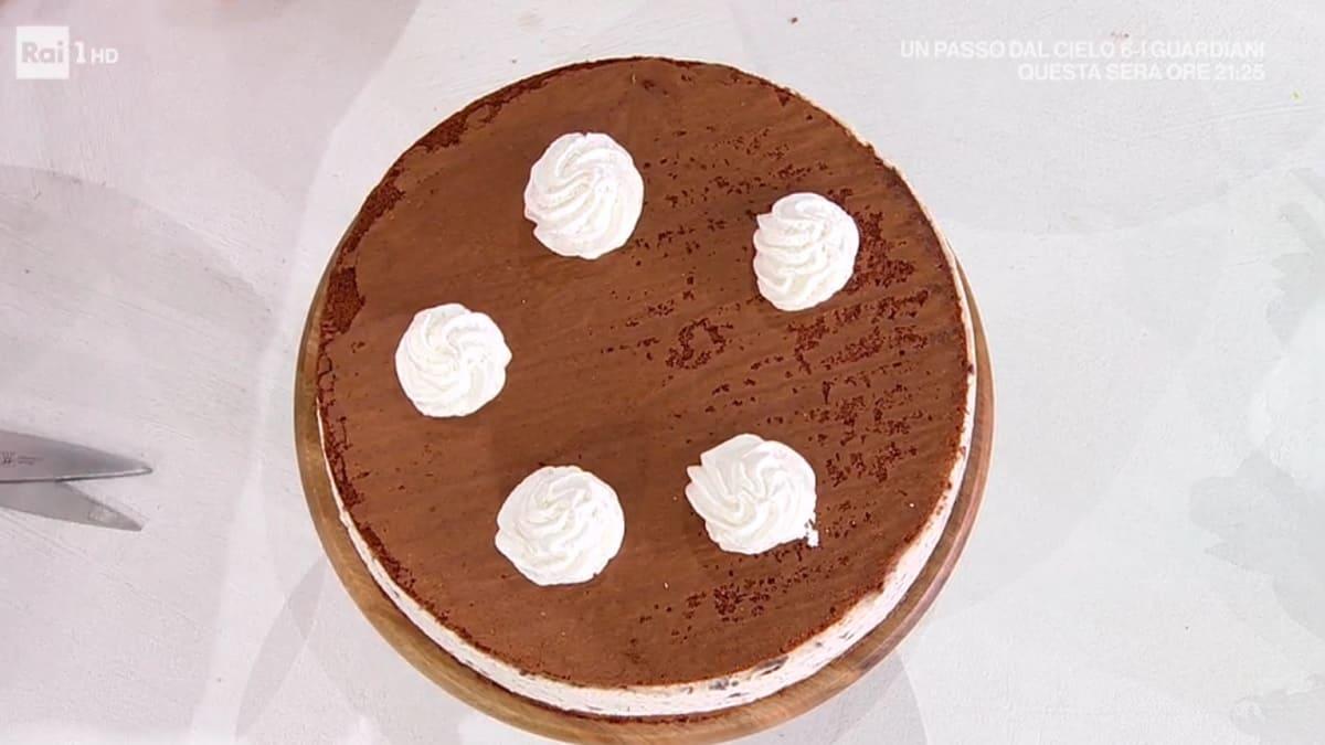 foto È sempre mezzogiorno torta stracciatella