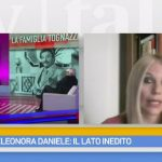 """Eleonora Daniele a Tv Talk: """"Storie Italiane programma sempre sul pezzo"""""""