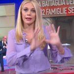 """Storie Italiane, Eleonora Daniele lancia un grido d'aiuto: """"Diamo dignità…"""""""