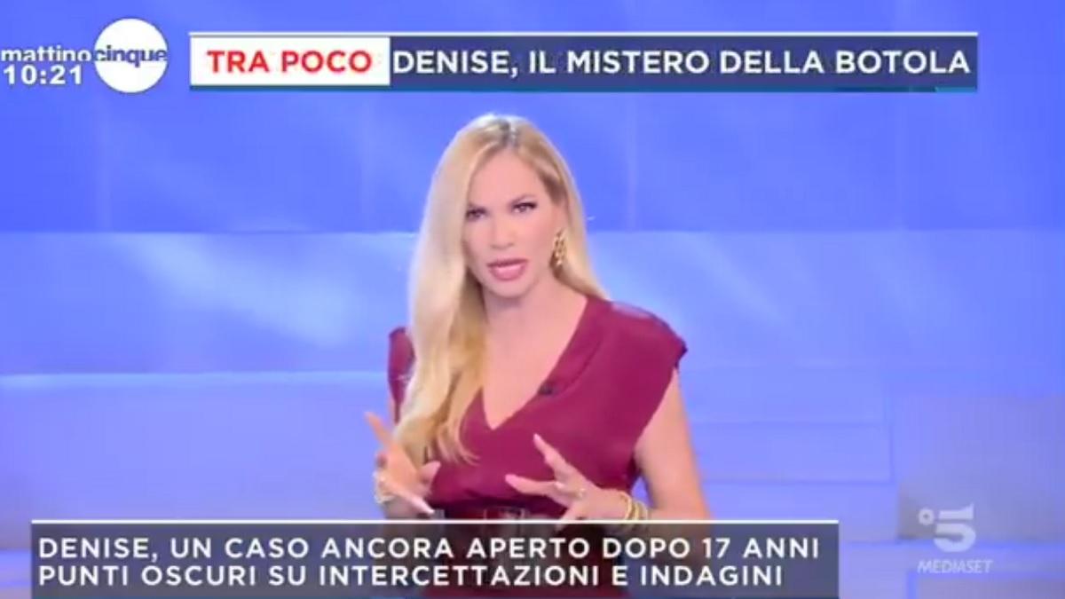 foto Federica Panicucci Denise Pipitone