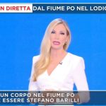 "Mattino 5, Federica Panicucci interviene: ""C'è agitazione in studio"""