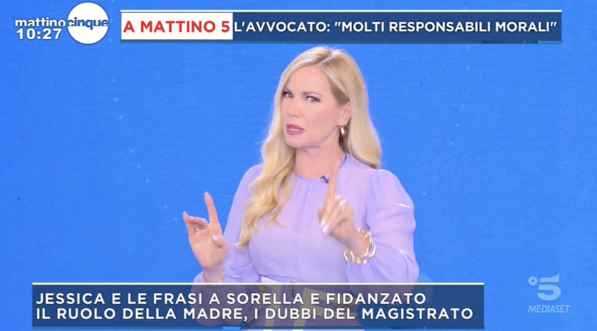 foto Federica Panicucci scuse