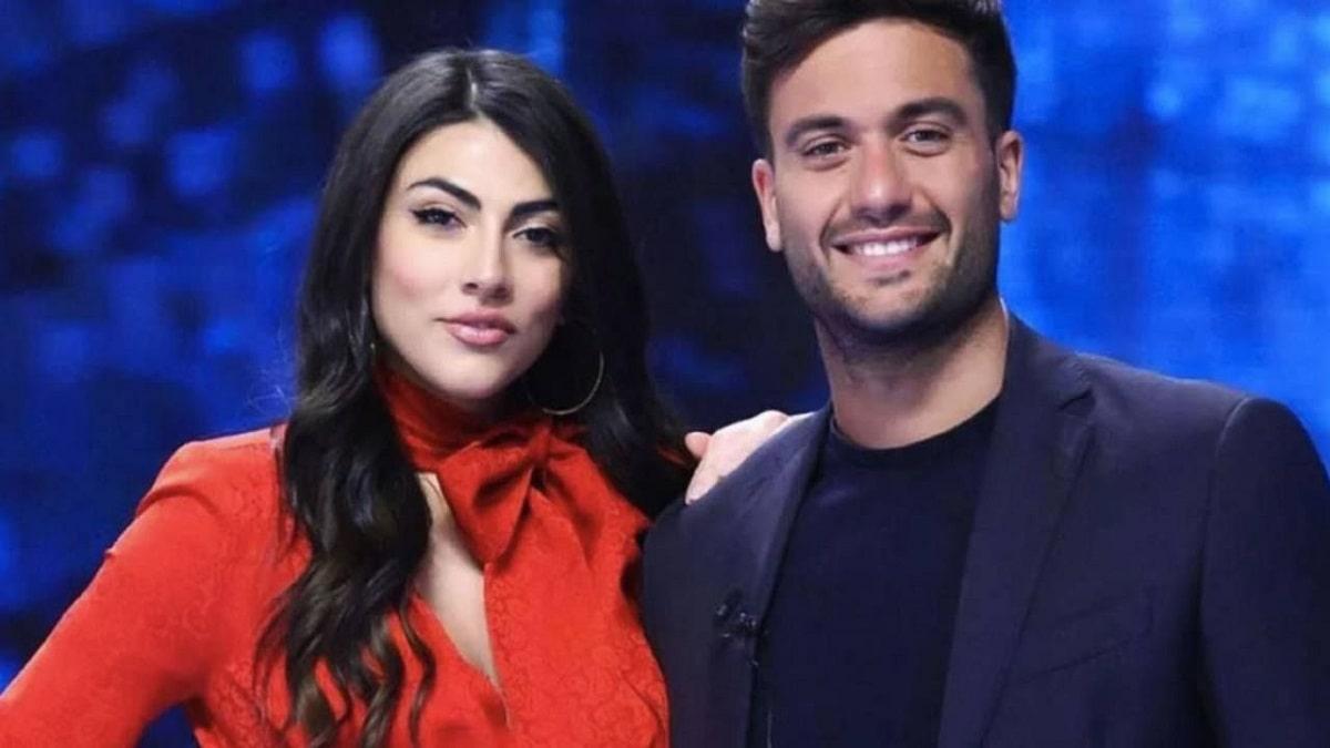 foto Giulia Salemi e Pierpaolo Pretelli
