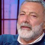 """Luca Barbareschi, retroscena del suo passato: """"Ho ricevuto un pugno da…"""""""