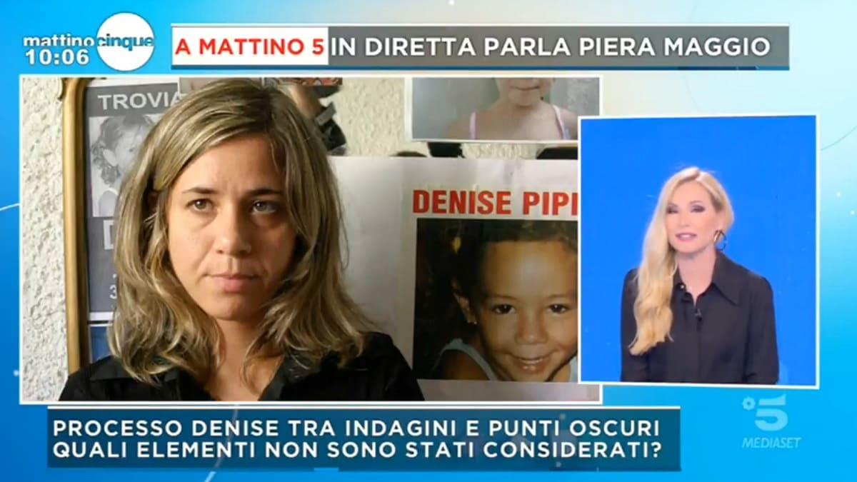 foto Mattino 5 Piera Maggio