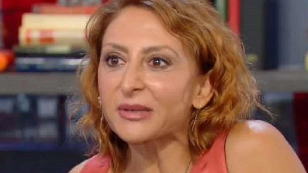 foto Paola Minaccioni attrice
