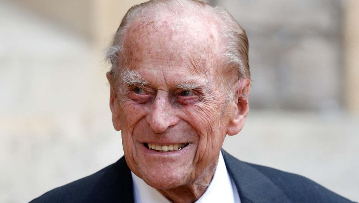 foto principe Filippo morto