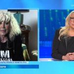 """Donatella Rettore preoccupata a Domenica In: """"Uscita da un brutto male"""""""