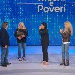 """Ricchi e Poveri a Domenica In. Mara Venier piange: """"Giornata particolare"""""""