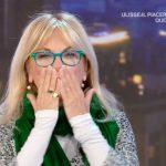 """Rita Dalla Chiesa a Katia Ricciarelli dopo lo scivolone: """"Ti voglio bene"""""""