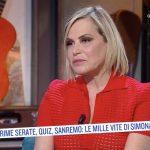 """Oggi è un altro giorno, Simona Ventura spiazza: """"Non mi sento carismatica"""""""