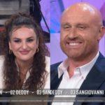 """Amici 2021 Finale, Arisa spiazza: """"Rudy Zerbi ha dichiarato il suo amore"""""""